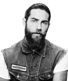 @James Talbot your beard is more bad ass ha