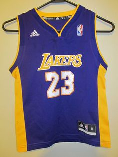 44c20f71739 Lou Williams - Los Angeles Lakers jersey - Adidas Toddler 4T #adidas  #LosAngelesLakers