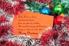 30  Merry Christmas Love Quotes