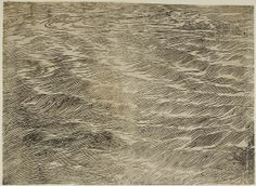 designed by Titian, block g of the multi-block print Submersion of Pharaoh's Army in the Red Sea