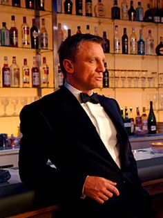 From Holland With Love? James Bond is ditching martinis for Heineken in new 'Skyfall' ad