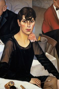 Christian Schad - I have never seen this artist before .. I really love his style