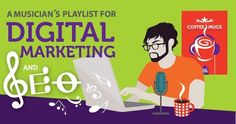Digital Marketing and SEO for Bands and Musicians | Marketing Technology Blog