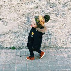 Too much cuteness to handle!! WE LOVE #aritzisthefuture wearing our #Peterstyle for #DolfieKids#dolfie #fashionkids #fashionbabies