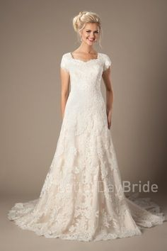 latter day bride Leighton