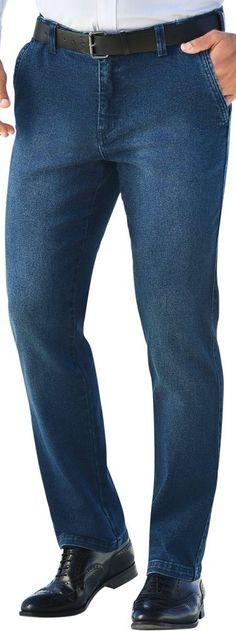Marco Donati Jeans mit Stretchanteil ab 49,99€. Komfortable Herrenjeans mit Relax-Bund, Baumwolle, Elasthan, Bequeme Passform bei OTTO