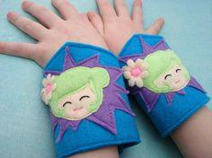 Girl Power Superhero Cuffs