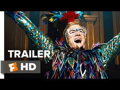 Check out the official Rocketman Teaser Trailer starring Taron Egerton! Let us know what you think in the comments below. Latest Movie Trailers, New Trailers, Movies 2019, New Movies, Rocketman Movie, Royal Academy Of Music, Horror Trailer, Bernie Taupin, Movieclips Trailers
