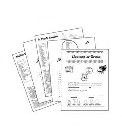 Music Teaching Resource: Composer Corner Word Games Set 2