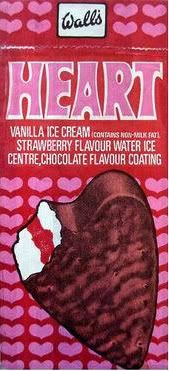 Love Heart Lolly > Food and drink | DoYouRemember.co.uk