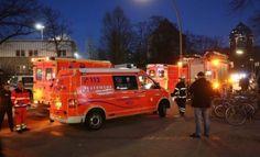 Συναγερμός στο Αμβούργο: Επίθεση με αέριο στα τρένα!: Σε συναγερμό τέθηκαν οι αρχές του Αμβούργου, όταν άγνωστος απελευθέρωσε αέριο,…