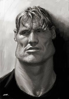 Dolph Lundgren ✤ || CHARACTER DESIGN REFERENCES | キャラクターデザイン • Find more at https://www.facebook.com/CharacterDesignReferences if you're looking for: #lineart #art #character #design #illustration #expressions #best #animation #drawing #archive #library #reference #anatomy #traditional #sketch #development #artist #pose #settei #gestures #how #to #tutorial #comics #conceptart #modelsheet #cartoon || ✤