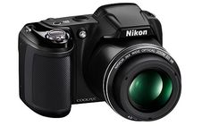 Nikon Coolpix - MP Digital Camera with zoom NIKKOR VR lens and FULL HD (Black) For more great deals on cameras check out our website today. Nikon Digital Camera, Digital Cameras, Nikon Cameras, Camera Deals, Waterproof Camera, Point And Shoot Camera, Camera Reviews, Nikon Coolpix, Shopping