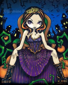 Witches by Jasmine Becket-Griffith Art - Bing Images