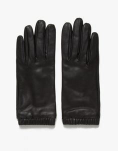 Stall Leather Gloves