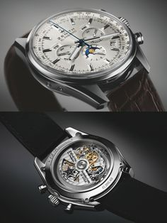 The Zenith El Primero 410, A New Triple Calendar Chronograph Based On A 1970s Prototype ($11,000 & limited to 500 pieces)