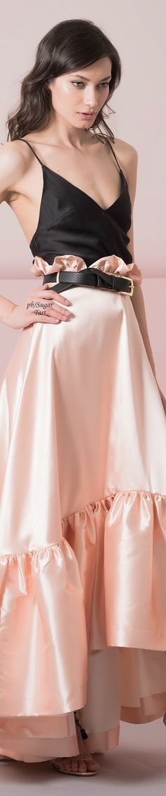 Online luxury clothing shop - luxurywear for urban divas - Maria Lucia Hohan. Glam Closet, Luxury Wardrobe, Black Peach, Pastel Pink, High Fashion, Girly, Formal Dresses, Cocktail Dresses, Adele