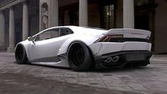 Liberty Walk's Lamborghini Huracan