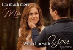 """Christy Spratlin on Twitter: """"@janettemsu @erinkrakow @DLissing love this! And the look on Erin's face. It's perfect!"""""""