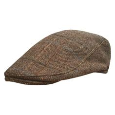 5cc3cf14b5d32 Brown Irish Golf Hat Made in Ireland Brown Large     Continue to the product