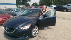 Neil Huffman Acura >> Congratulations to Sarah on her Acura TSX purchase! Thanks to Sales Consultant Ashley Sims for ...