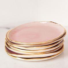 #suiteonestudio Gorgeous Blush #plates