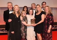 DanceSyndrome win Not-For-Profit Award at the Red Rose Awards 2017 Awards 2017, Bridesmaid Dresses, Wedding Dresses, Winter Garden, Disability, Red Roses, Charity, Dancer, Led