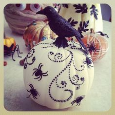 Ideas for Decorating Pumpkins Quickly