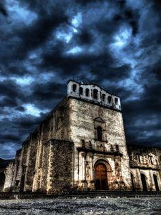 Ex-convento de Los Santos Reyes- Metztitlan Higdalgo- Foto: Adrian Hernandez Esquivel