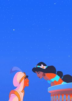 Aladdin and Jasmine (Wallpaper) Disney And Dreamworks, Disney Pixar, Disney Magic, Disney Art, Princesa Disney Jasmine, Pinturas Disney, Disney Phone Wallpaper, Aladdin Wallpaper, Heart Wallpaper