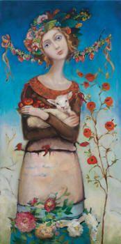 """Comfort"" by Cassandra Christensen Barney"