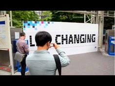 ▶ Royal Roads University - Interactive Pen Wall - YouTube