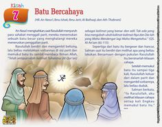 Baca Online Buku 101 Kisah Mukjizat Rasulullah dan Para Nabi KATA BACA Kids Story Books, Stories For Kids, Baca Online, All About Islam, Islamic Pictures, Prophet Muhammad, Nasa, Muslim, Motivational Quotes