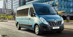 Renault-Allianz Insurance Tieup And The New 12-Seater Master Bus