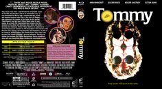 Tommy Blu-ray Custom Cover
