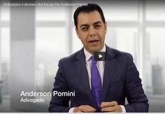 Advogado Anderson Pomini  explica quais são as atribuições e deveres dos fiscais no pleito de 2016