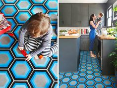 I spotted Kismet Tile over on Plastolux and instantly bookmarked them. I'm in love!