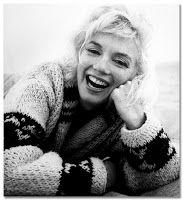 "Galeano: Recorremos tus palabras andantes.: ""Marilyn"