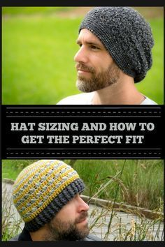 f3ad15f3174d5 Hat Sizing and How to Get the Perfect Fit Mens Crochet Beanie