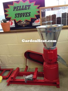 small pellet mill no motor, add your own
