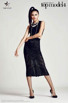 Asia's Next Top Model, Transgender Model, Transgender Girls, Thai Fashion, Androgyny, Lace Skirt, Asian, Poses, Lady