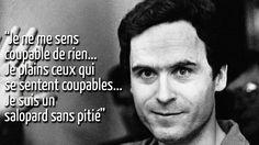 Ted Bundy Ted Bundy, The Devil Inside, Crime Fiction, Serial Killers, True Crime, Thriller, Portrait, News, Quotes