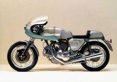 """1974 - 750 """"Greenframe"""" Ducati Super Sport"""