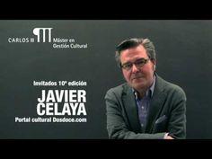 Javier Celaya:  Referente en la actualización de la Gestión Cultural.