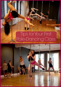 4 pros give us their top tips for your first pole-dancing class! Get ready to honor your inner goddess ...