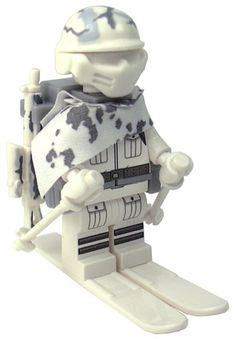 Custom LEGO Military Soldier Minifigure Model Soldiers US Modern Combat Sub Zero Assault Soldier