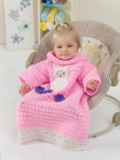 Ravelry: Snuggle Bunny pattern by Michele Wilcox. ~ That is just too adorable.