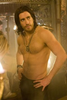 Jake Gyllenhall....fittest guy in Hollywood...