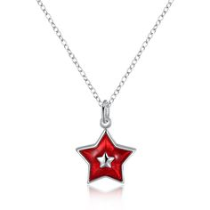 lureme Women's Silver Plated Star with Red Star Pendant Christmas Necklace for Women Girl Sweet Gift (er005397)     Tag a friend who would love this!     FREE Shipping Worldwide     Get it here ---> http://jewelry-steals.com/products/lureme-womens-silver-plated-star-with-red-star-pendant-christmas-necklace-for-women-girl-sweet-gift-er005397/    #gold_earrings