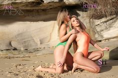 ALEXIS AND ROCHELLE BRINGING IN NEXT MONTH!  Sand and Swimsuits...   http://www.swimsuit-heaven.net/gallery/preview/photo-set/sand-and-swimsuits #Alexis and #Rochelle.... What a combination! Watch as these two #SwimsuitHeaven beauties pose together, getting really cosy on the shore line of a #Sydney #beach.   See glimpses of the #SydneyHarbourBridge in the afternoon glow of the sun.   This is a hot as hell set so be sure to tell the girls how much you love their work!